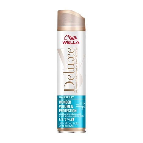Hairspray Wonder Volume Protection Ultra Strong