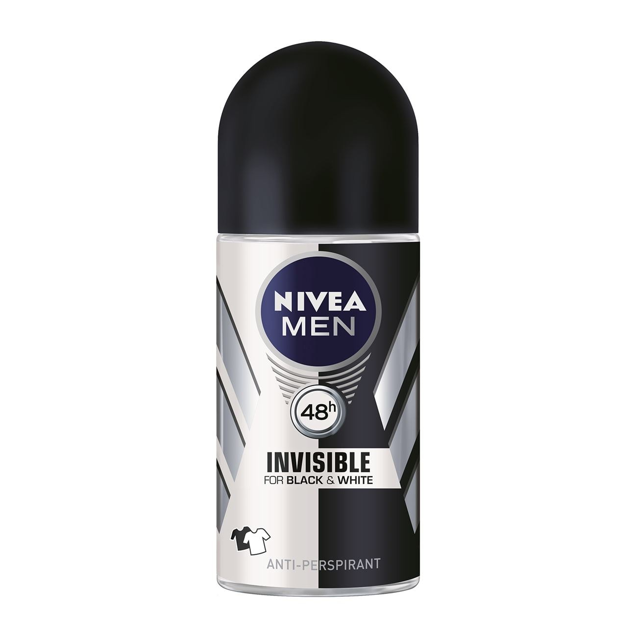 Deo Black & White Power Invisible Roll-on Αντρικό