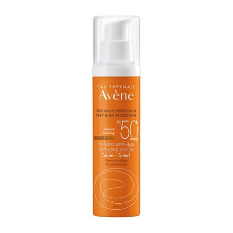 antiaging Tinted Sunscreen SPF50+