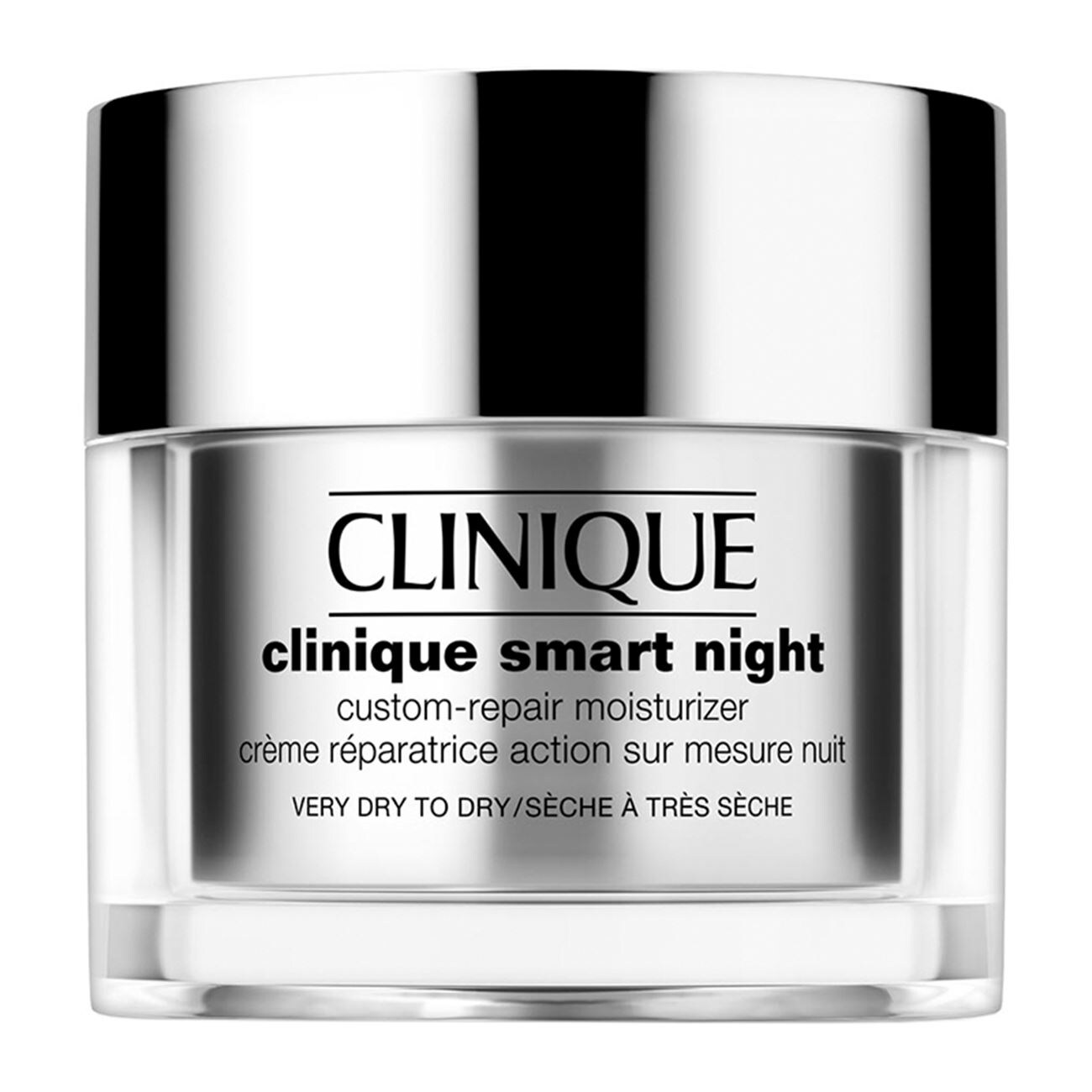 Clinique Smart Night Custom Repair Moisturizer Very Dry To Dry