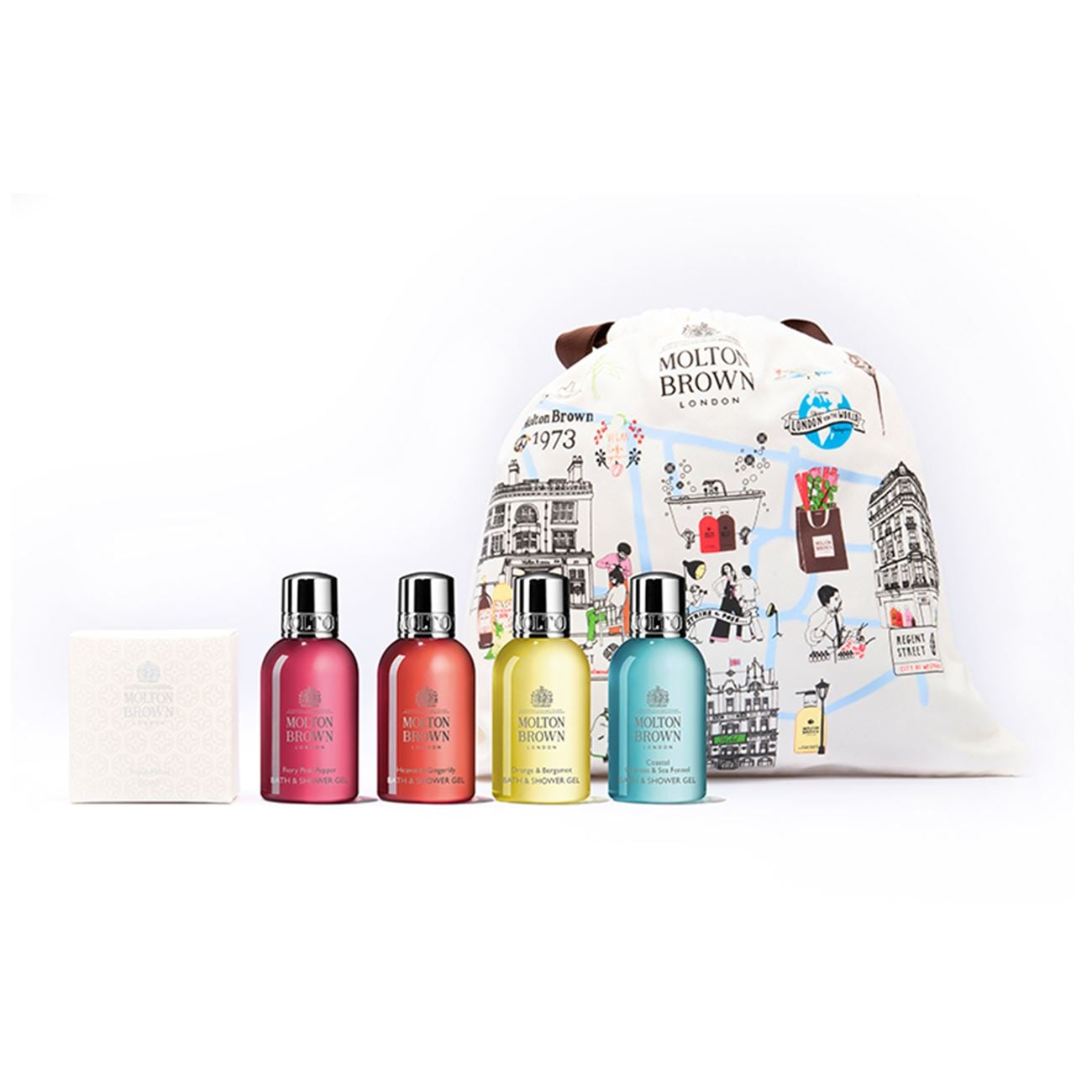Discovery Body Wash Collection - Free Gift