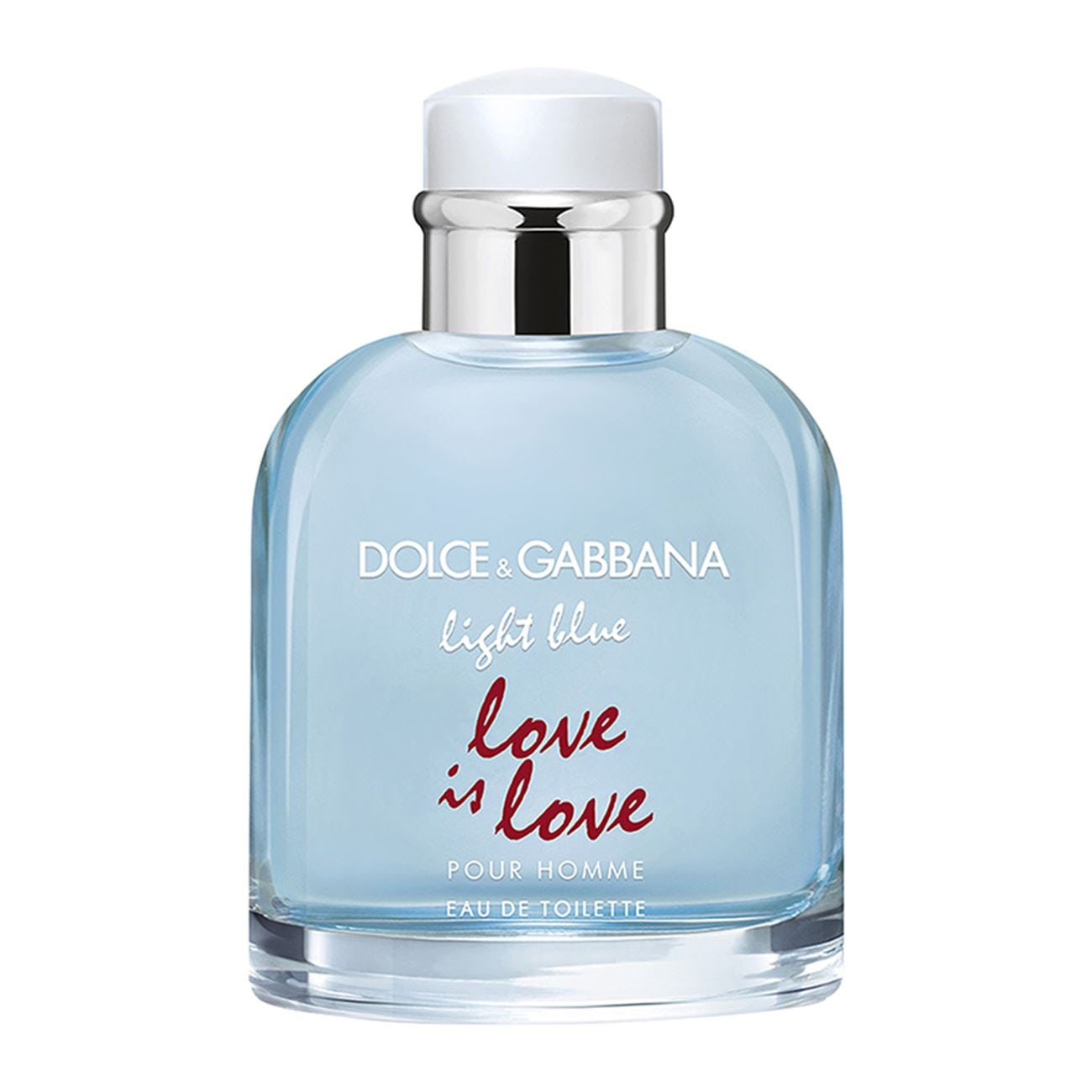 Light Blue Pour Homme Love Is Love Limited Edition Eau De Toilette