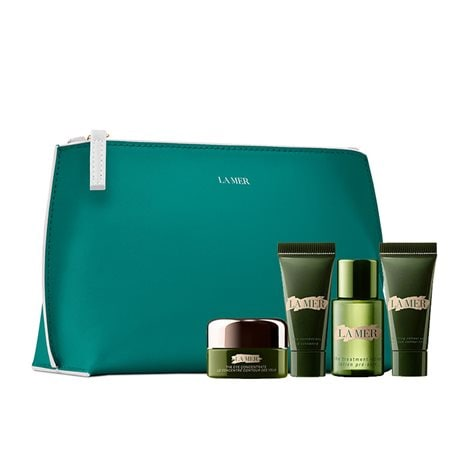 La Mer Limited Edition pouch with 4 products - Free Gift
