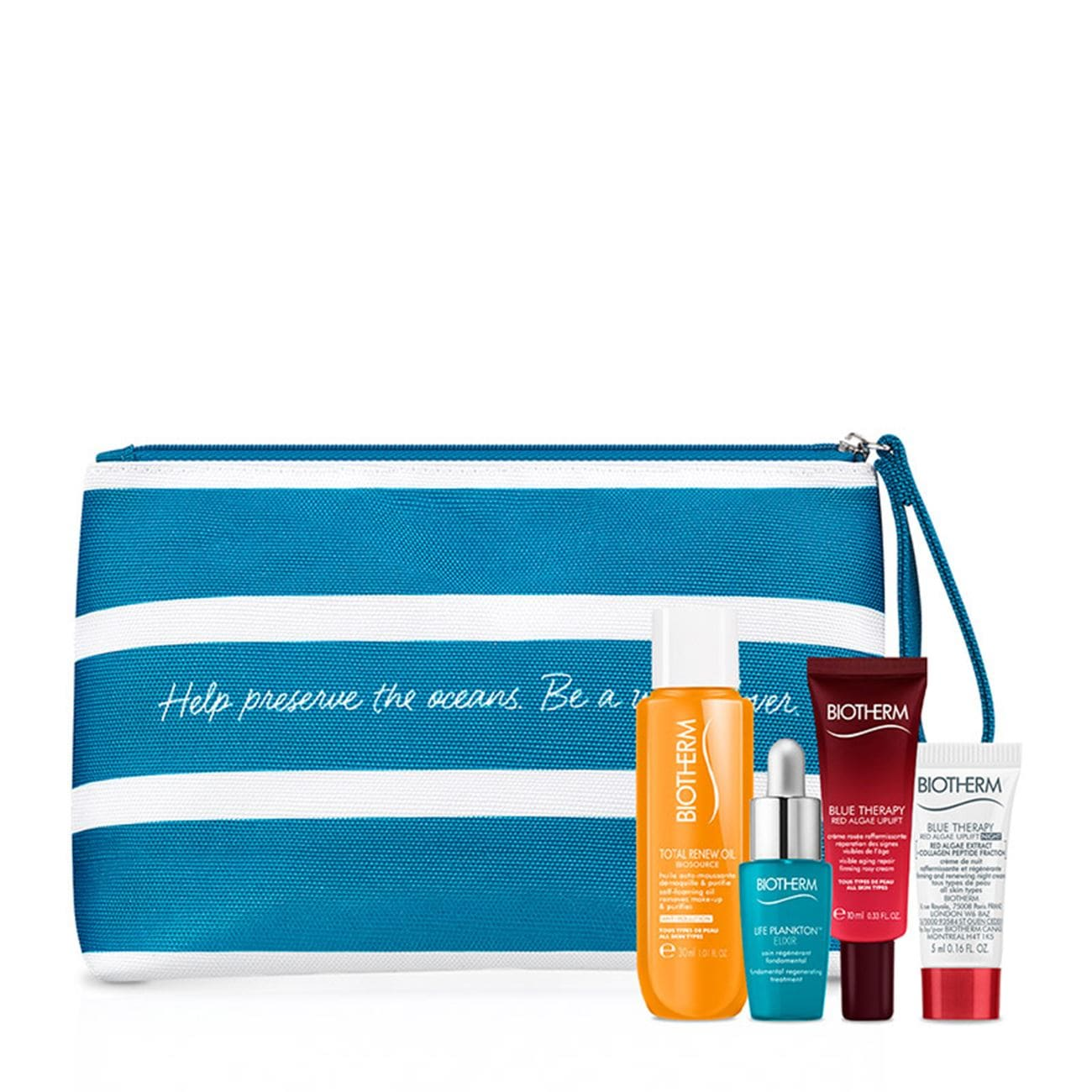 Pouch With 4 Products In Special Size - Free Gift
