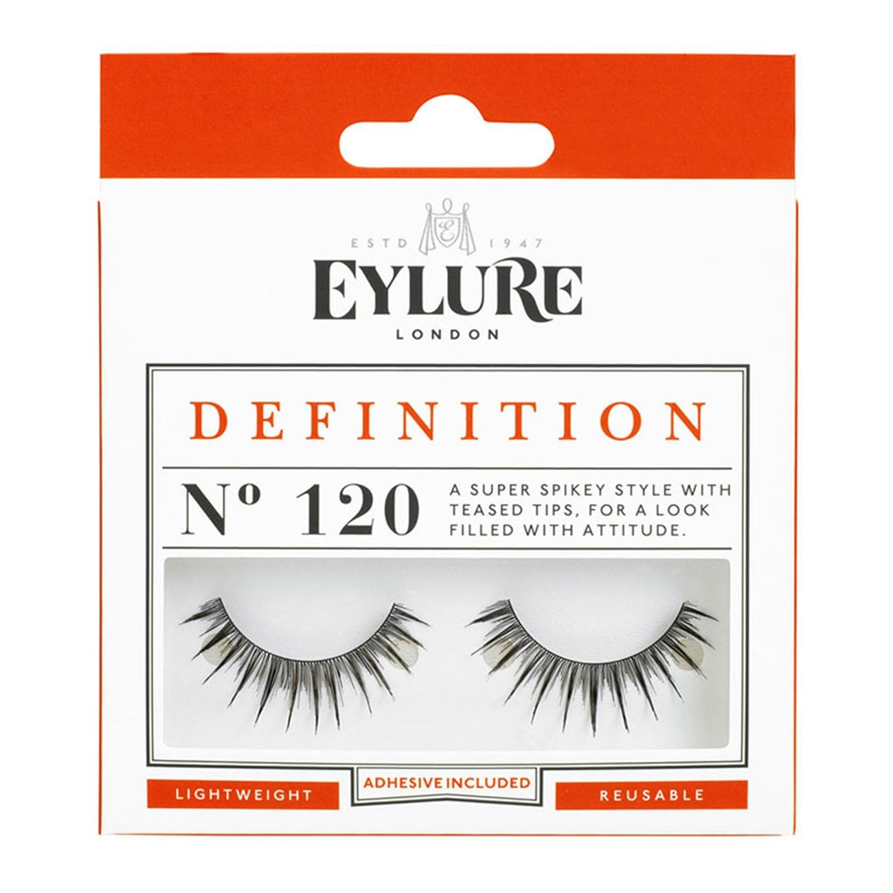 Definition No. 120 Lashes