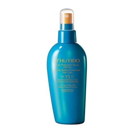 Sun Protection Spray Oil-Free SPF 15