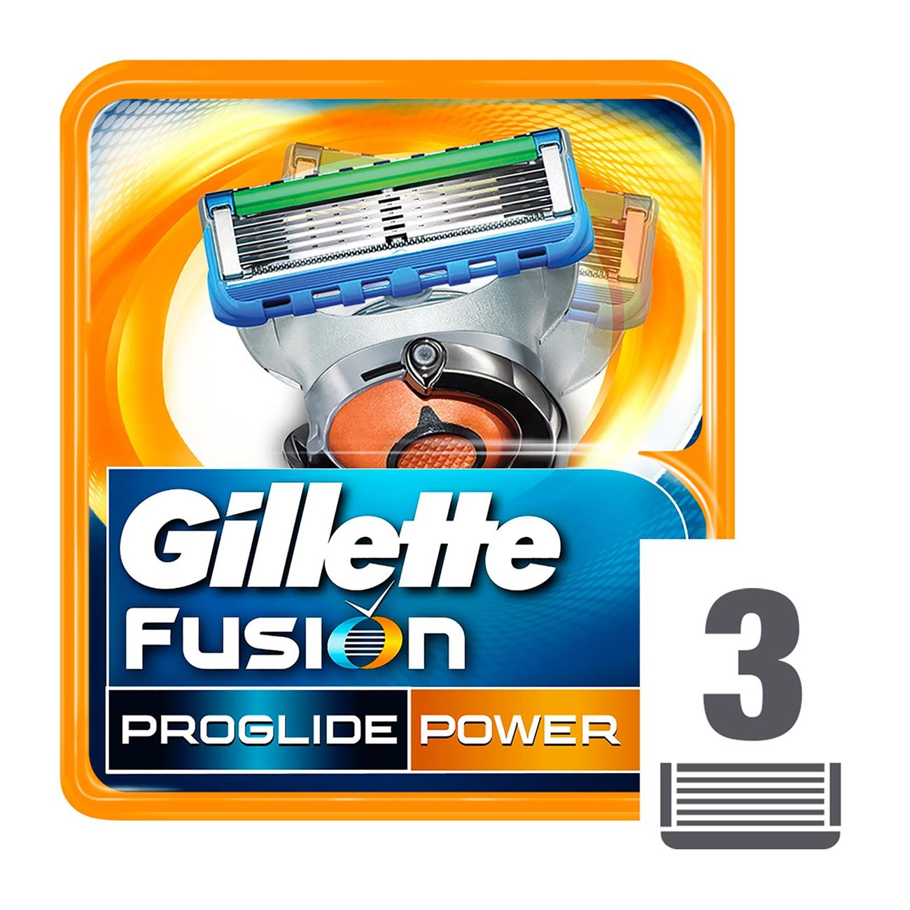 Fusion Proglide Power Aνταλλακτικά