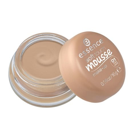 Soft Touch Mousse Make-Up