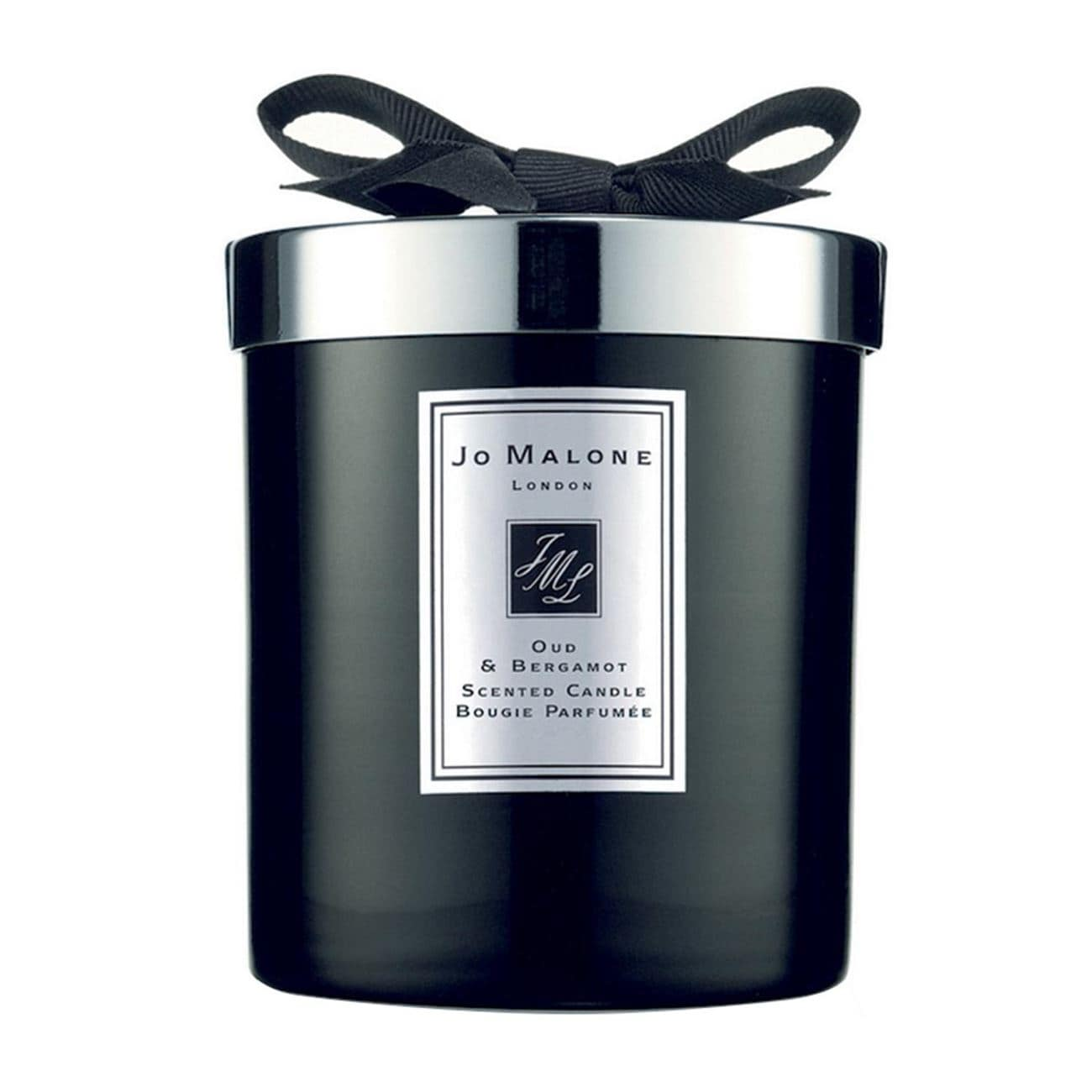 Oud & Bergamot Dry Home Candle